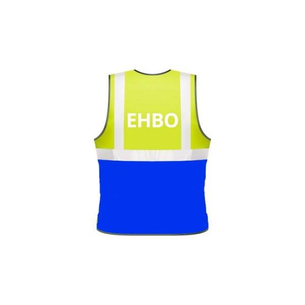 EHBO hesje (blauw / geel)