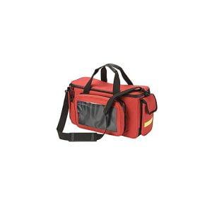 De EHBO tas voor sport en fun heeft naast de BHV basisvulling aanvullende producten, speciaal voor sportblessures.