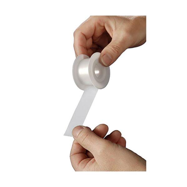 Transparant hechtpleister 5 m x 2,5 cm