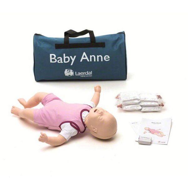 Laerdal Baby Anne reanimatiepop