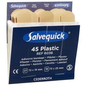 Salvequick 6036 navulling