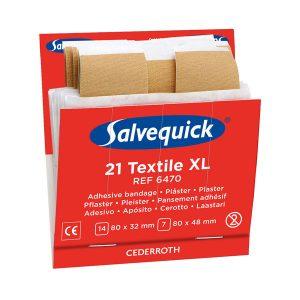 Salvequick 6470 navulling