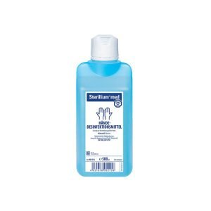 Sterillium desinfectie 500 ml (navulling)