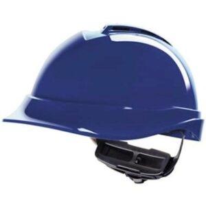Veiligheidshelm MSA V-Gard 200 (blauw)
