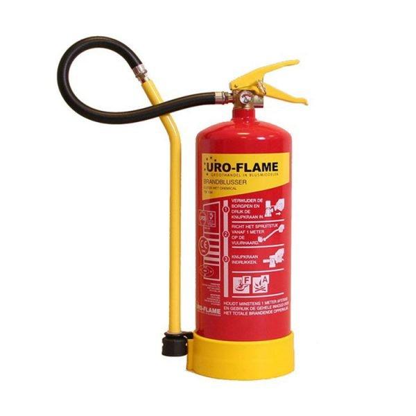 Vetbrandblusser (6 liter)