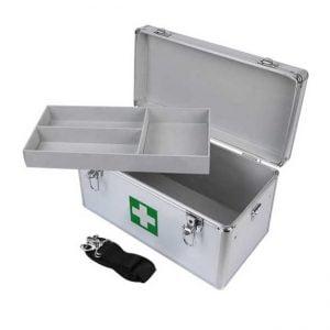 Aluminium EHBO koffer