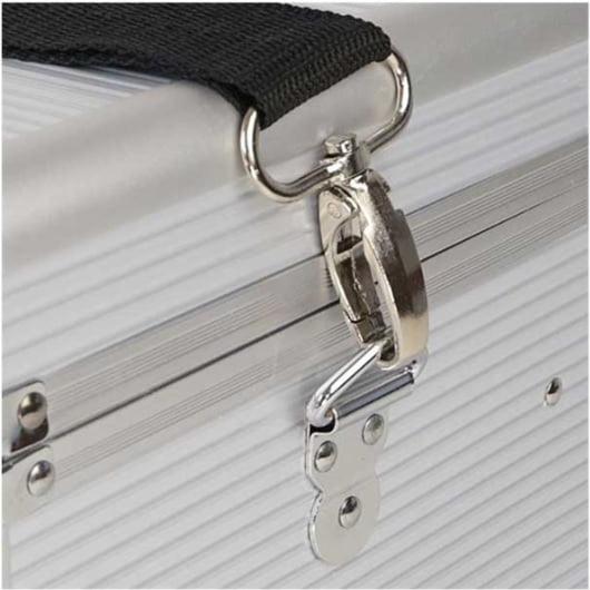 Aluminium EHBO koffer 2