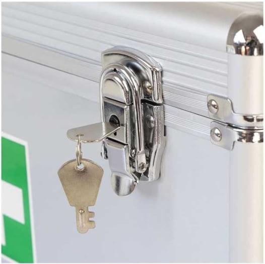 Aluminium EHBO koffer 3