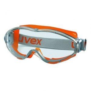 Uvex Ultrasonic bril 9302-245 oranje grijs