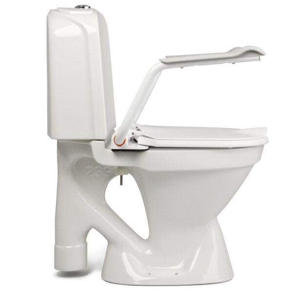 Etac supporter toilet armsteunen