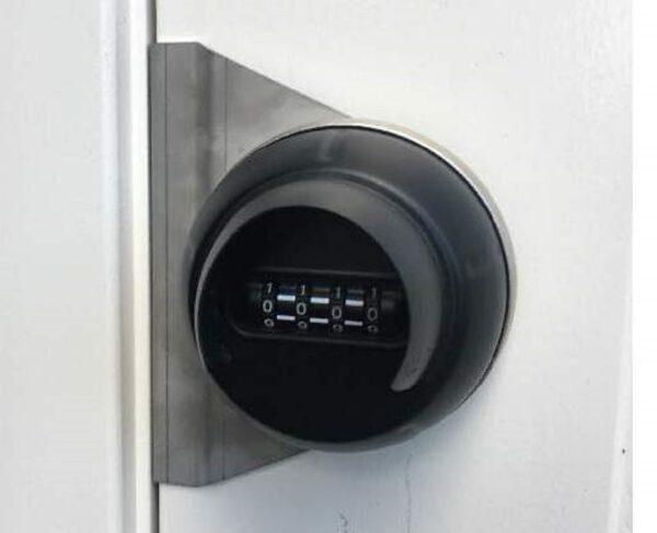 Puck sleutelkluis montagebeugel