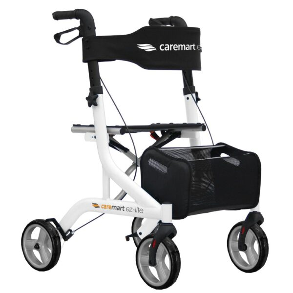 Caremart EZ-Lite Salt White