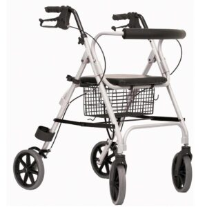 Rollator Move Light Grijs