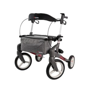 Rollator Topro Olympos Rood