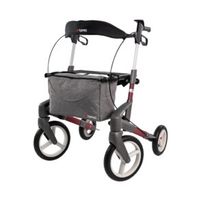 Rollator Topro Olympos Rood M