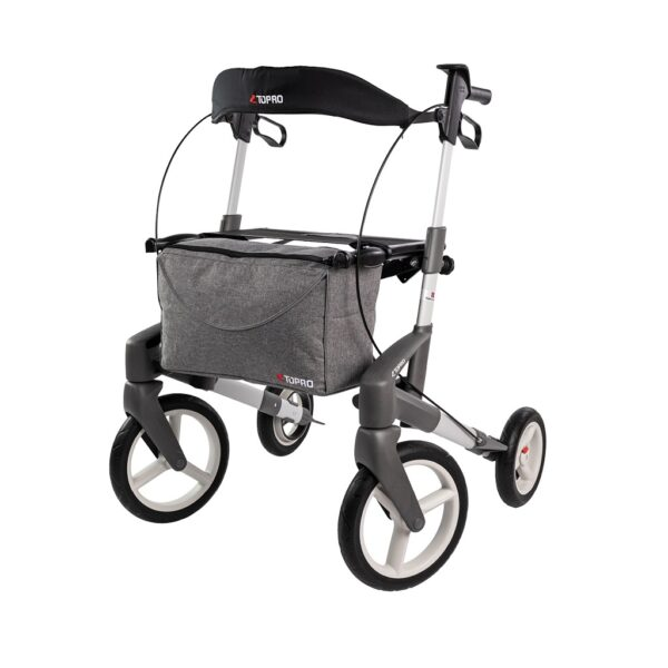 Rollator Topro Olympos Zilver M