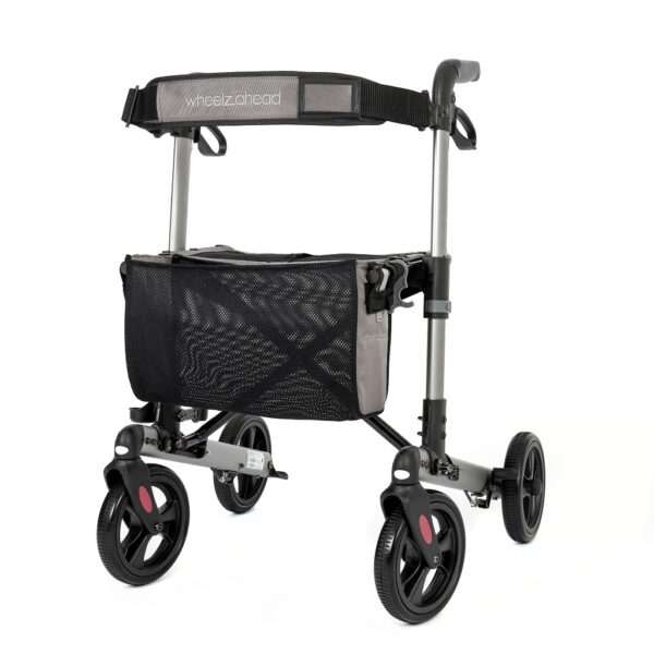 Rollator WheelzAhead Track 4.0
