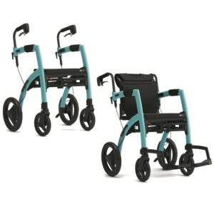 Rollator Rollz Motion 2 Island Blue
