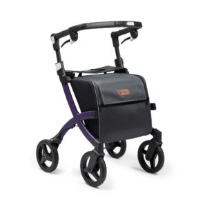Rollator Rollz Flex Dark Purple